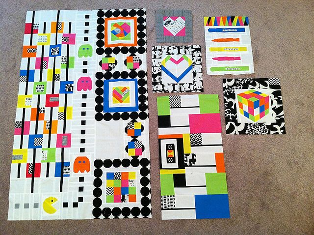 The Traveling Quilts for Elizabeth - After by Fresh Lemons : Faith, via Flickr