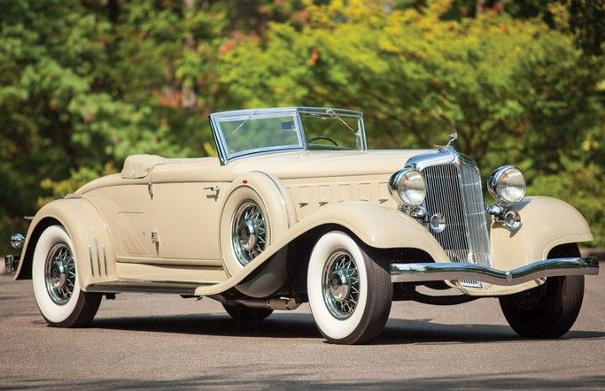 Chrysler CL Imperial Convertible Roadster By LeBaron Cars - Interesting old cars