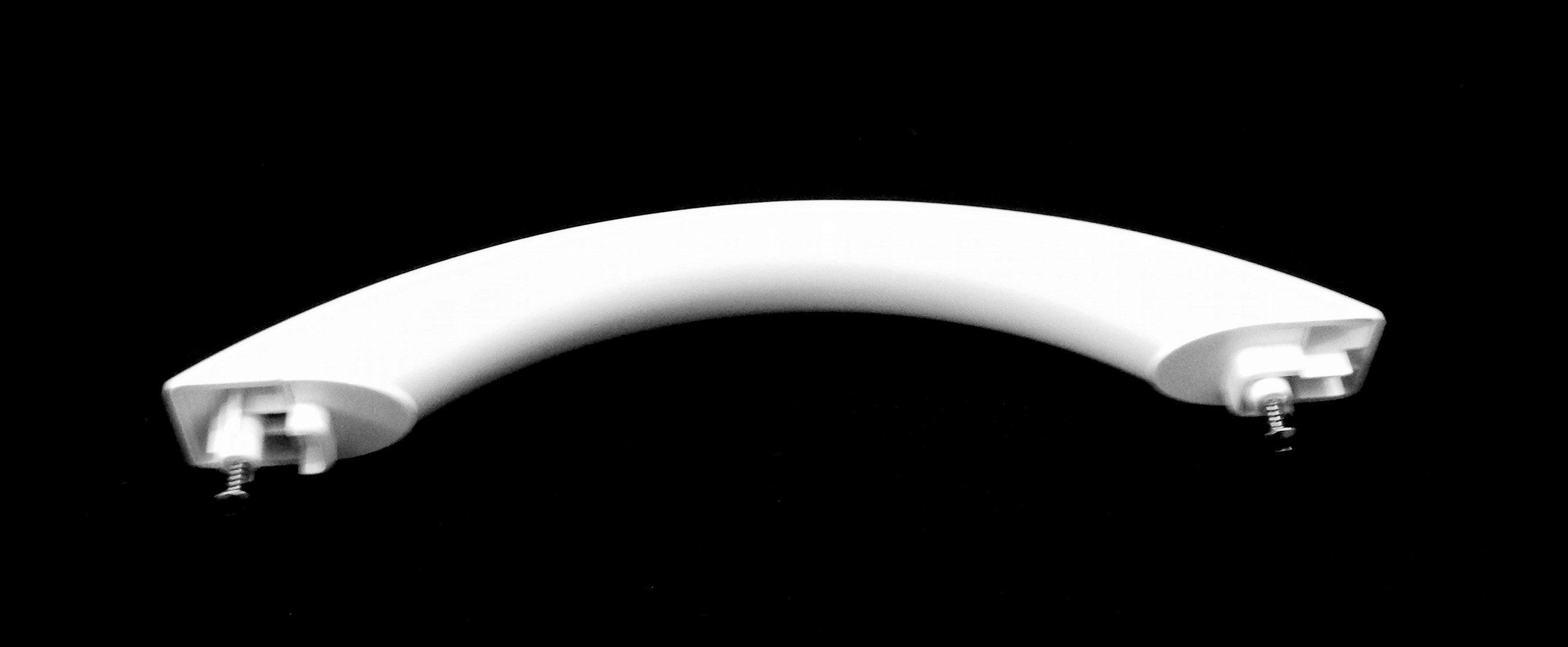 53001790 maytag microwave white door handle only in 2021 door handles maytag microwave white doors