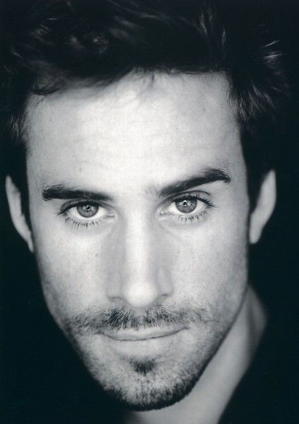 Joseph Fiennes.  Fell in love with him after watching Shakespeare In Love like 15 years ago. Watch it. You will fall too.