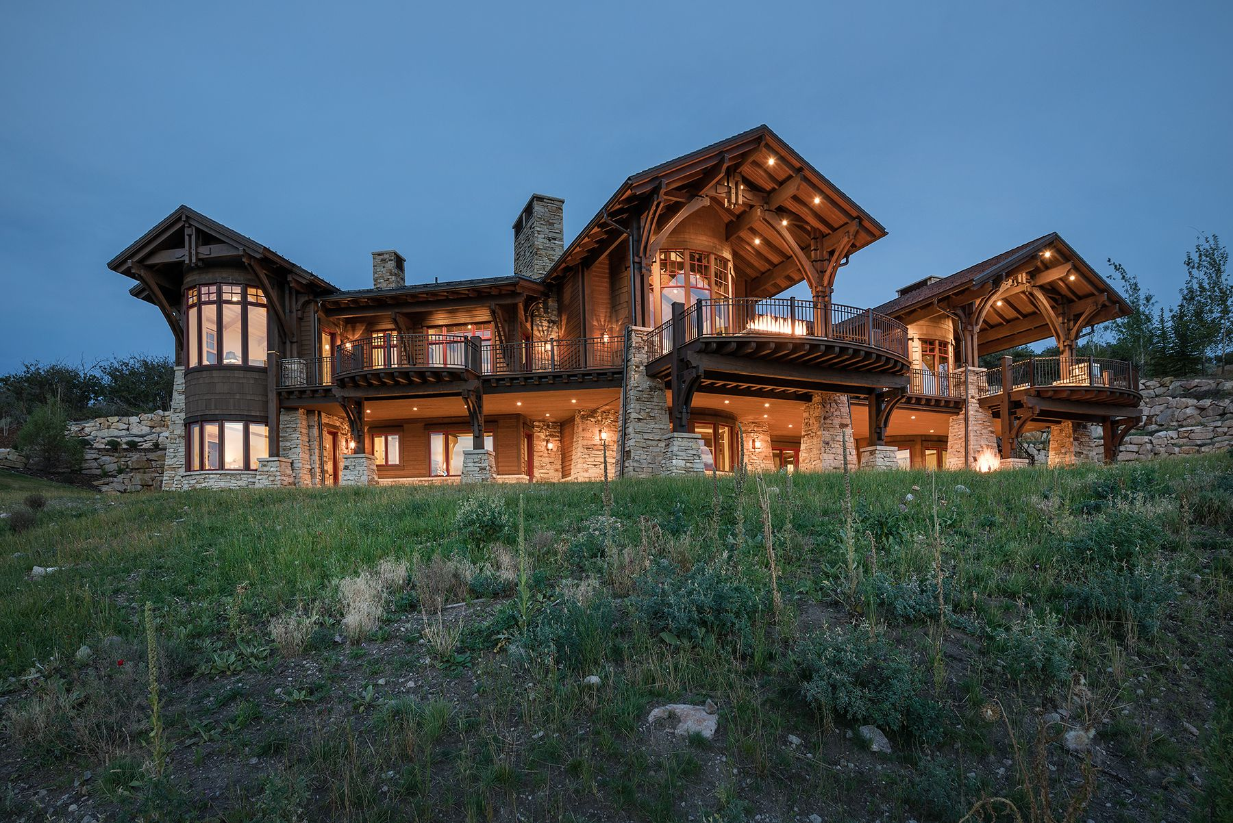 Park City Showcase of Homes 2015 by Cameo Homes in Tuhaye
