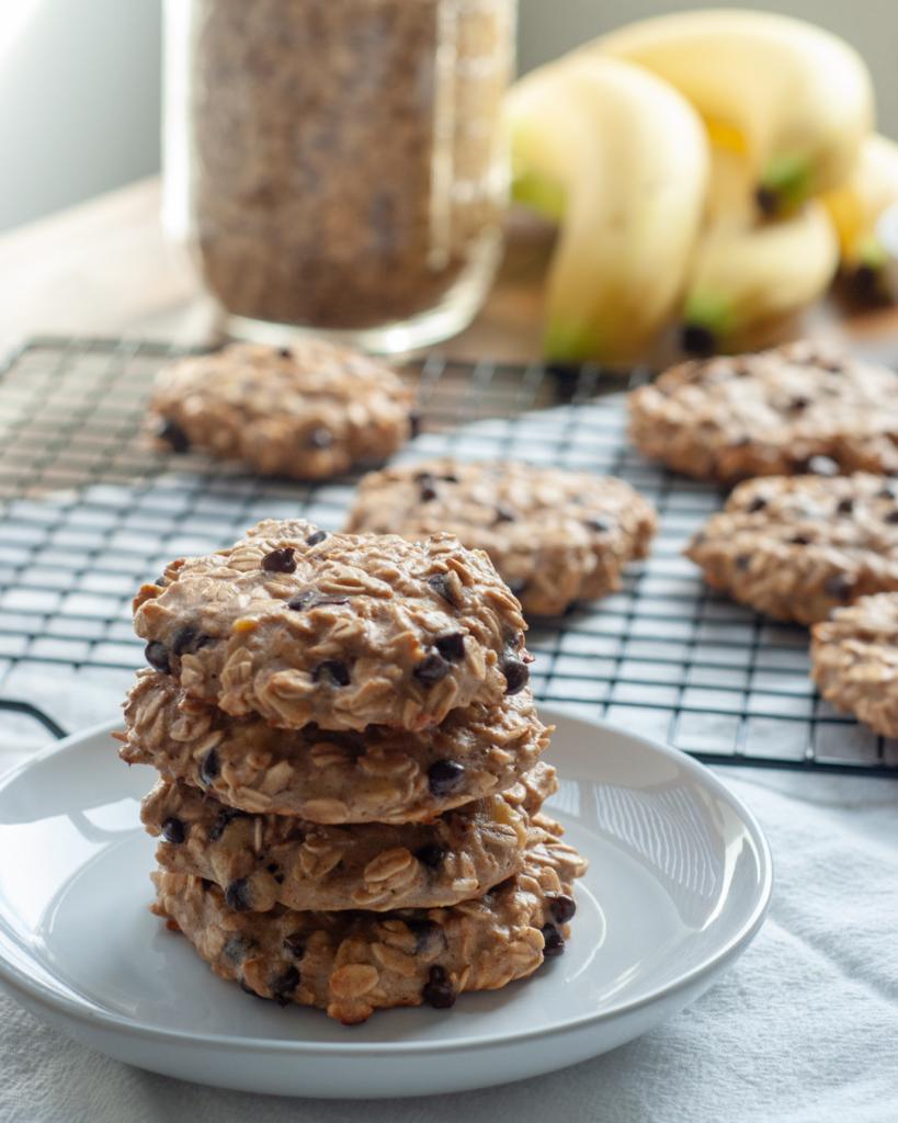 High Protein Energy Cookies - Macrostax