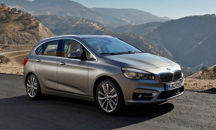 Bmw Goes Front Wheel Drive For The 2 Series Active Tourer Bmw Bmw 2 Hatchback