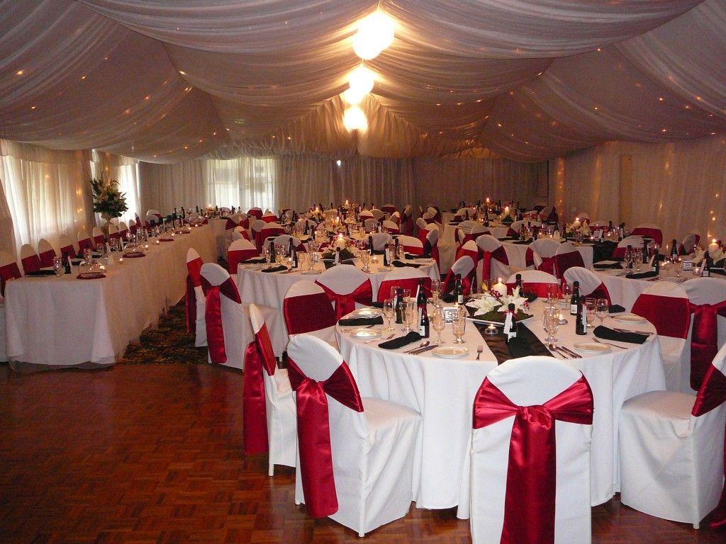 red white black silver wedding decor google search