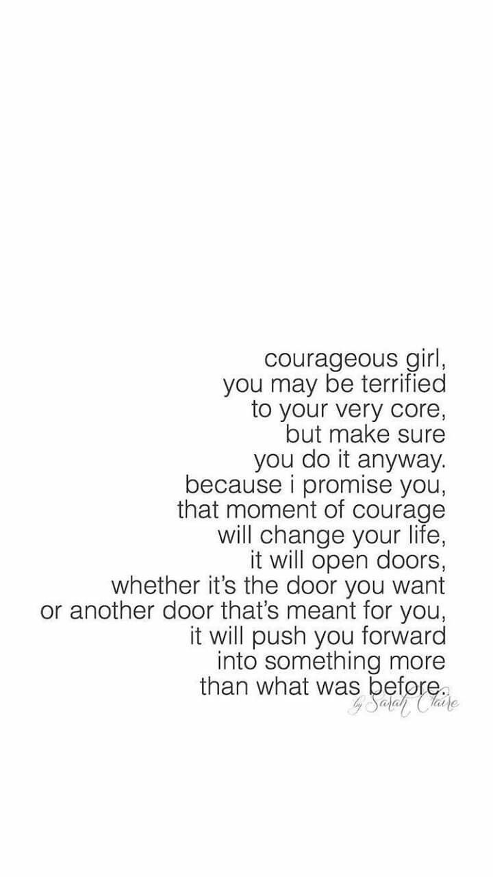 Photo of Courage.