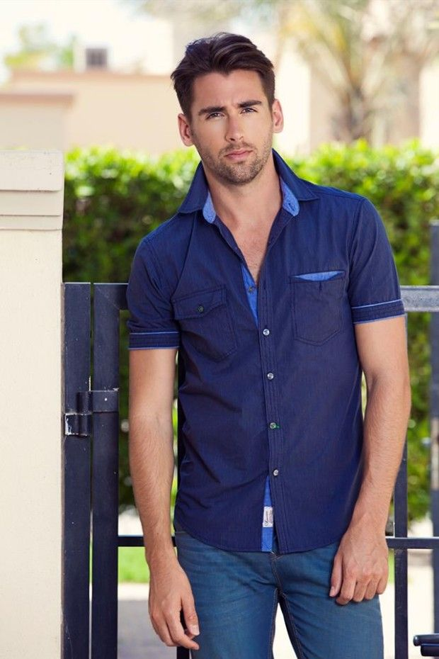 Forecast-Look-Book-Summer-Men-Outfits-2013-Fahion-of-T-Shirts-and ...