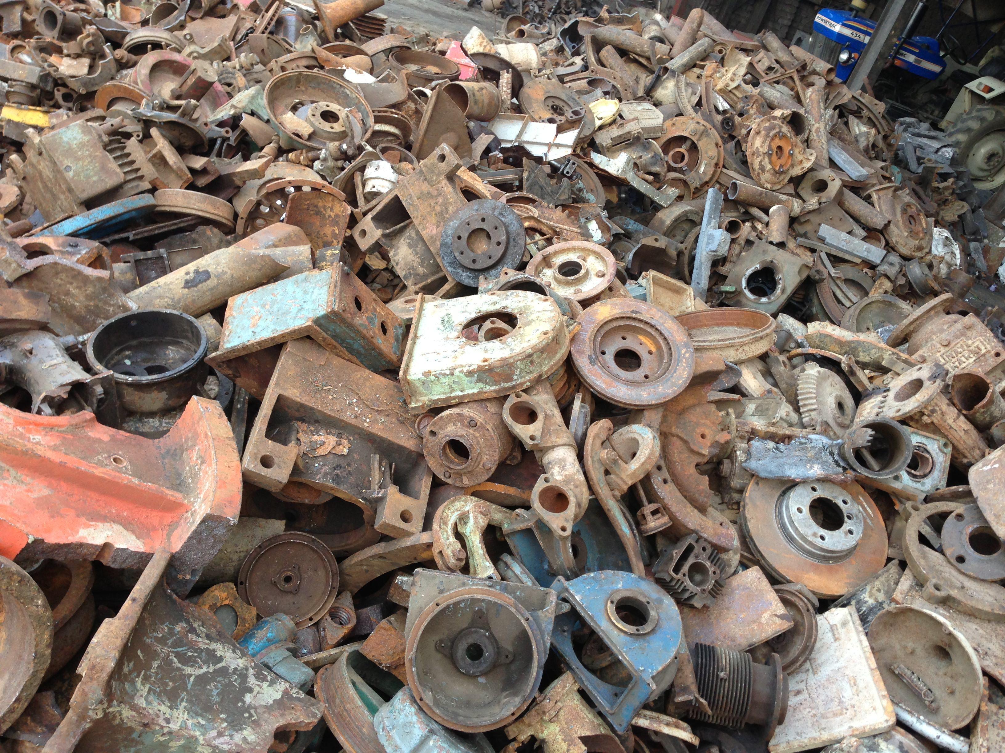 Craps of iron