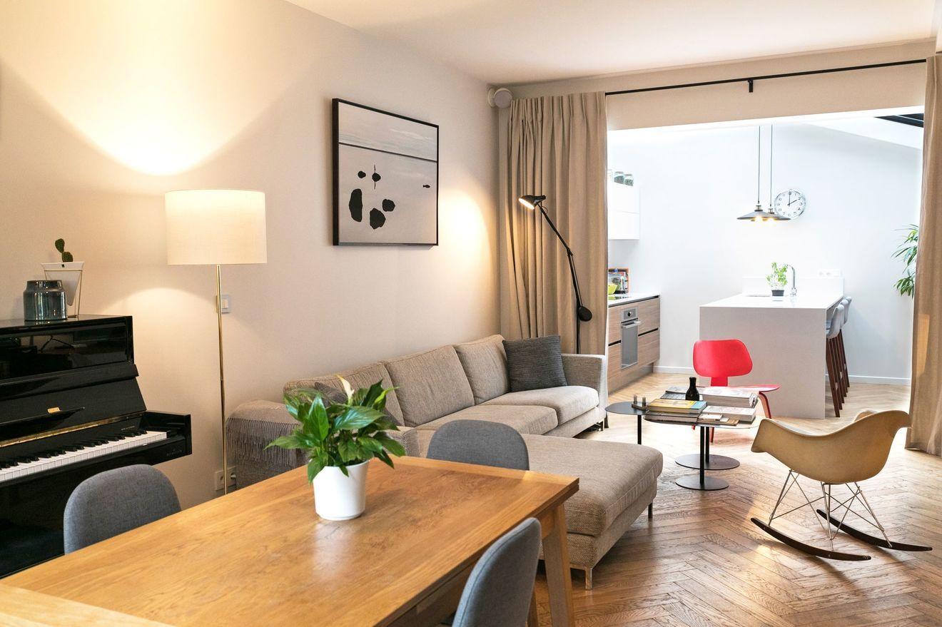 Maison Paris 19 Renovation 90 M2 Avec Verriere Et Grenier
