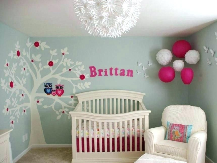 Bedroom Ideas Baby Room Decorating Newborn Baby Baby Bedroom Decorating Newborn Baby Bedroom Decorate Home Welcome Ne In 2020 Nursery Wall Decor Baby Bedroom Baby Room