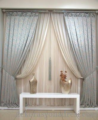 BrillantPerdeModelleri  Curtain models 2019  Curtains