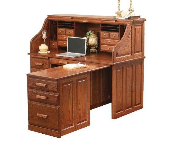 Roll Top Computer Desks Pictured Above 62 Traditional Computer Roll Top Desk With Pull Out Computer Desk Roll Top Desk Desk