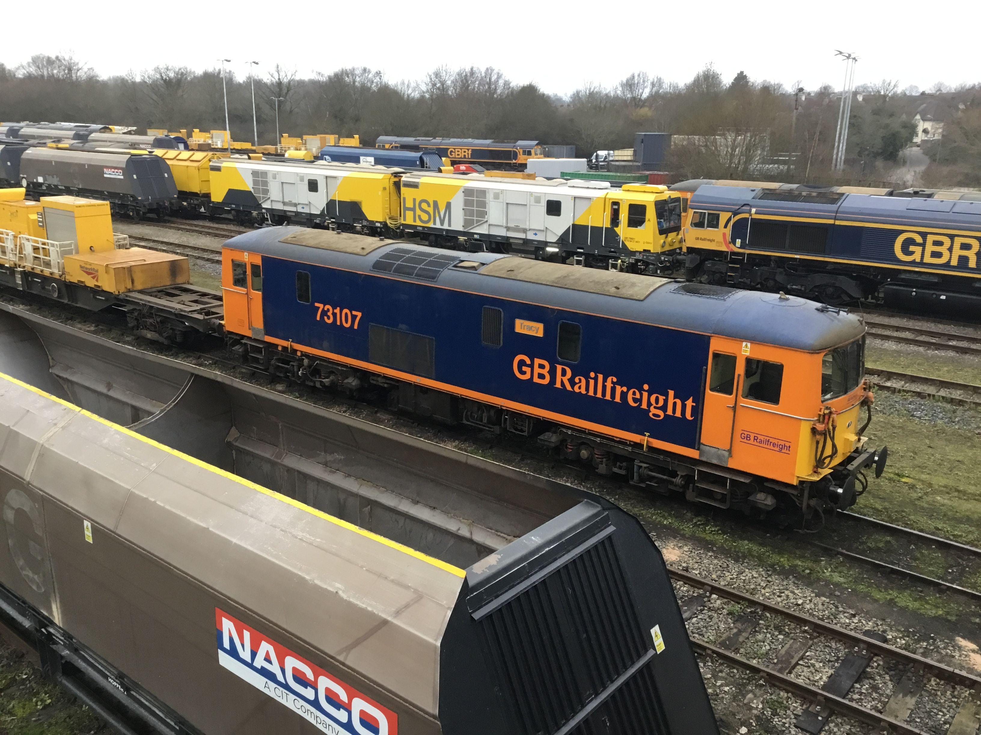 Pin By Stephanie Dearden On Rail Railtrack  Network Rail
