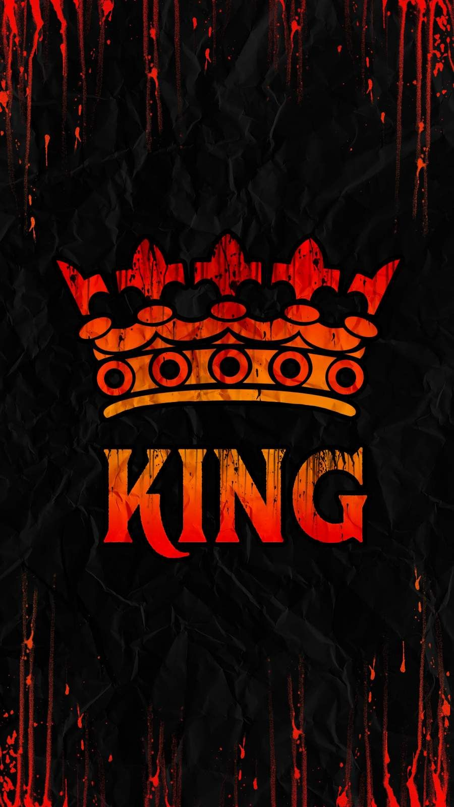 King - iPhone Wallpapers