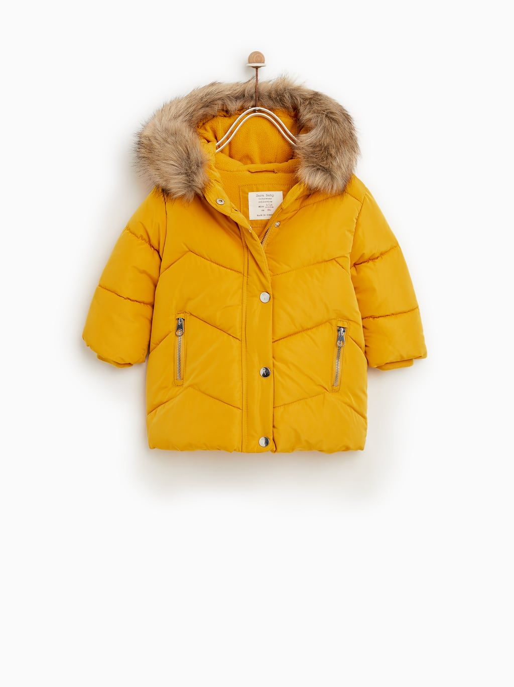 149c1a01f WARM COATS-BABY GIRL | 3 months - 4 years-KIDS | ZARA United States ...