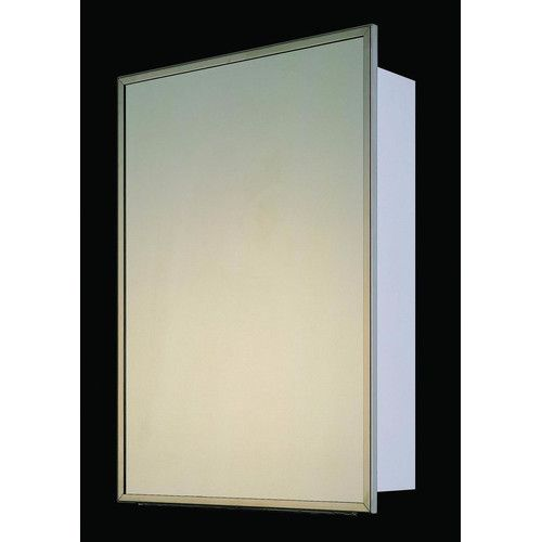 Found It At Wayfair Deluxe Series 14 X 20 Recessed Medicine Cabinet