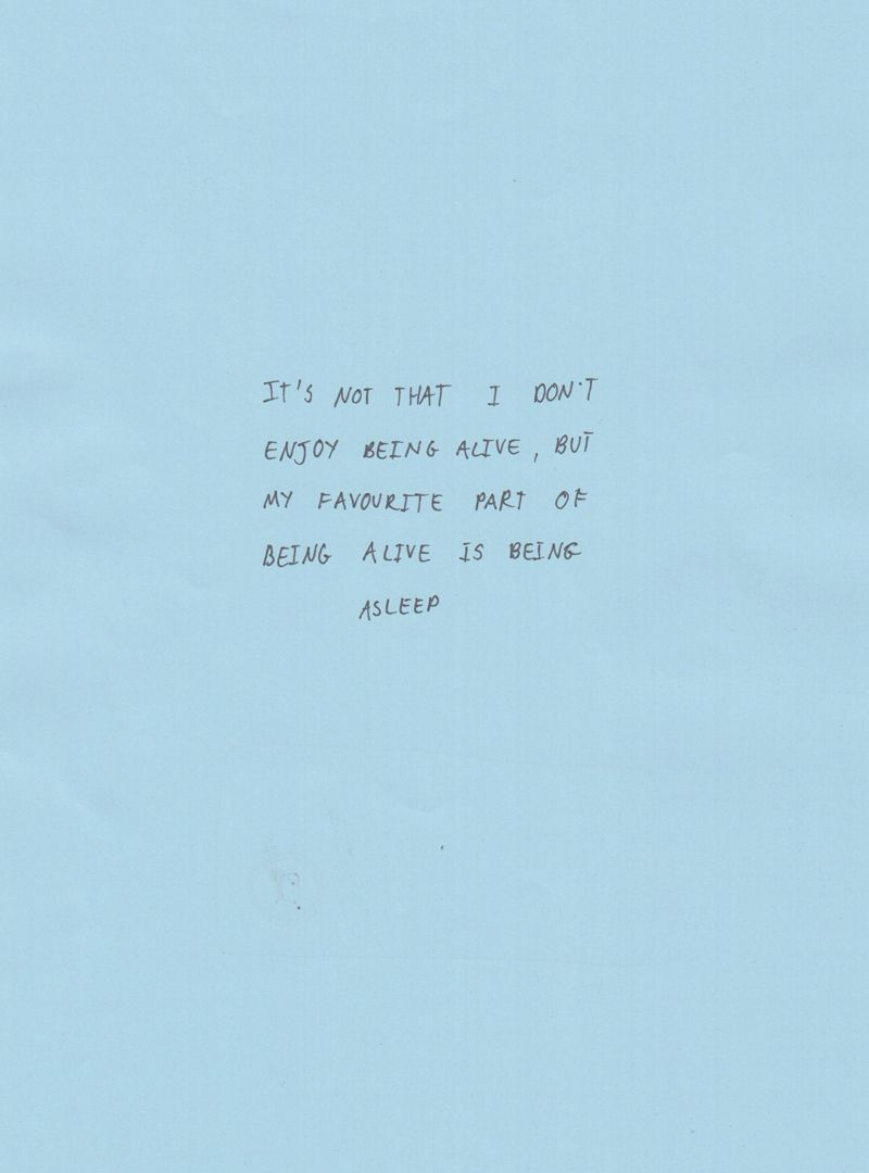 Drawings By Artist Natalya Lobanova Quote Aesthetic Blue Quotes