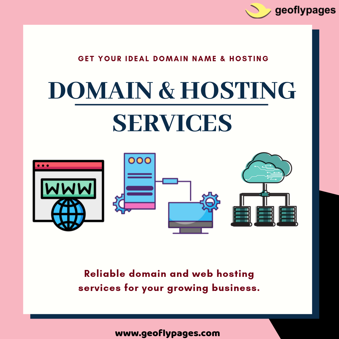 16+ Domain and email hosting information