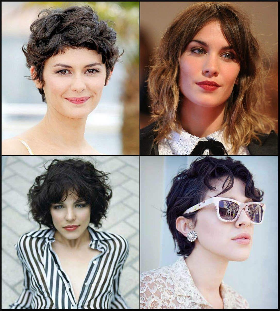 Versuchen Sie Kurze Locken Frisuren 2017 Für Jede Gelegenheit