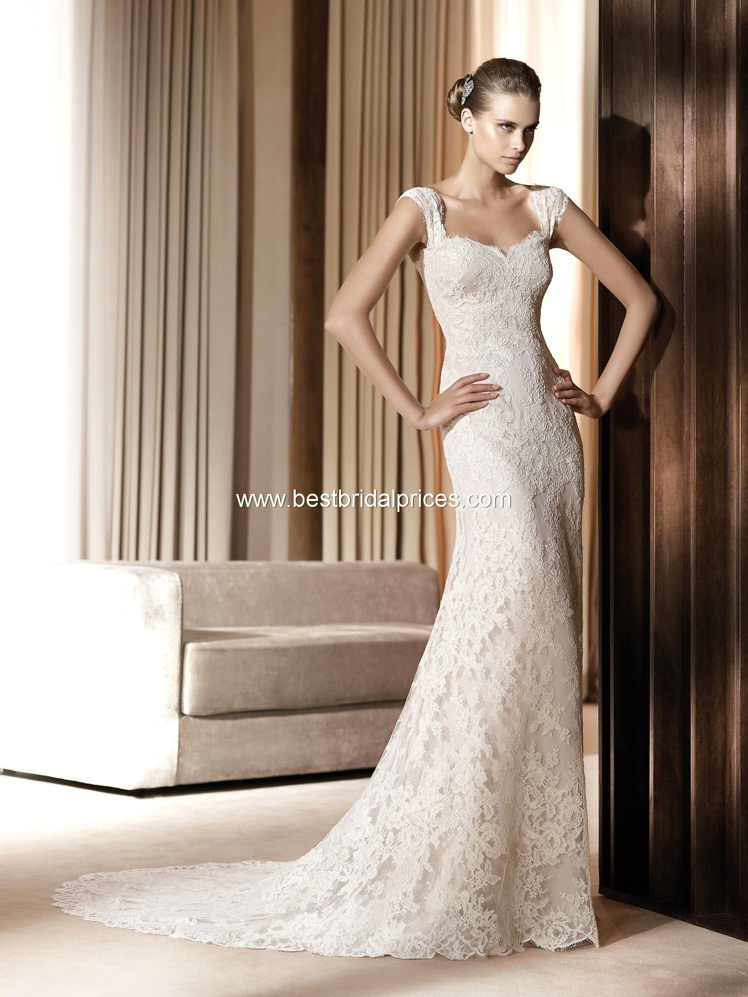 Another stunner pronovias anfora wedding style pinterest
