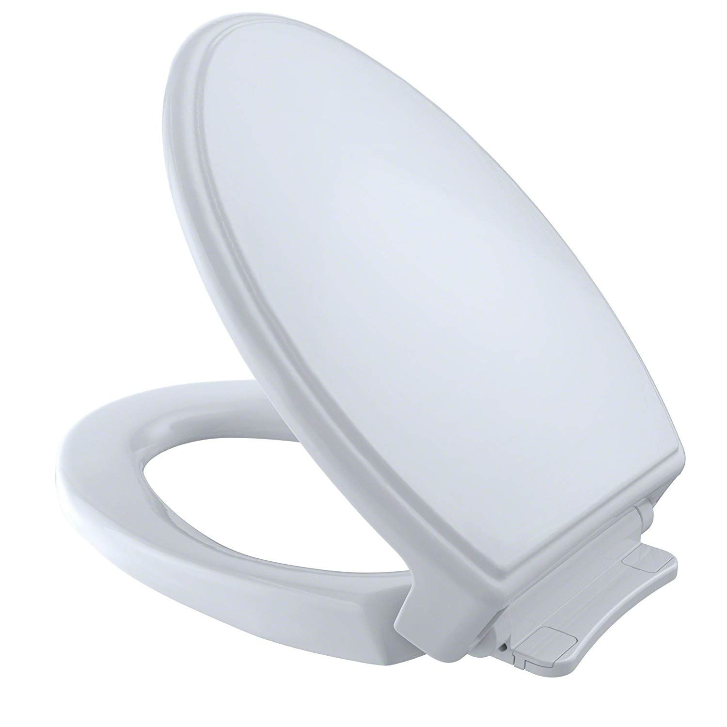 Toto Ss154 01 Traditional Softclose Elongated Toilet Seat Cotton White Find Out More About The Great Produ Elongated Toilet Seat Toilet Seat Plastic Hinges
