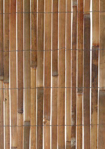 Fencing Split Bamboo 13\'Lx3\'3 Fencing Split Bamboo 1… | Garden ...