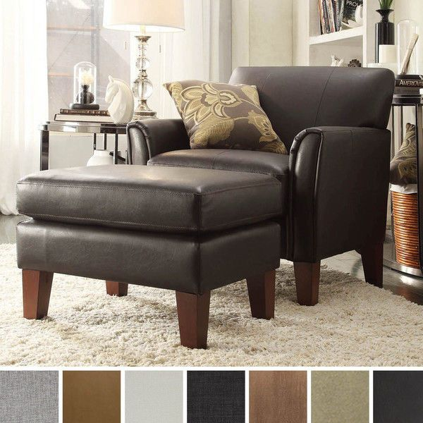 Best Chair And Ottoman Sofa Set Removable Covers Asian Hardwood 400 x 300