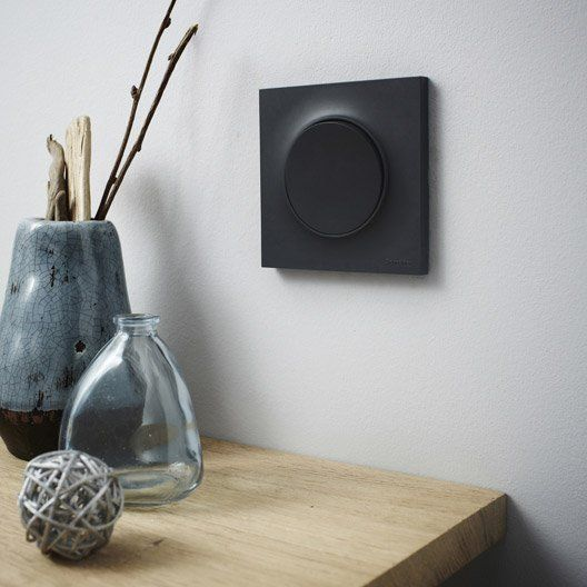 interrupteurs et prises schneider electric serie odace. Black Bedroom Furniture Sets. Home Design Ideas