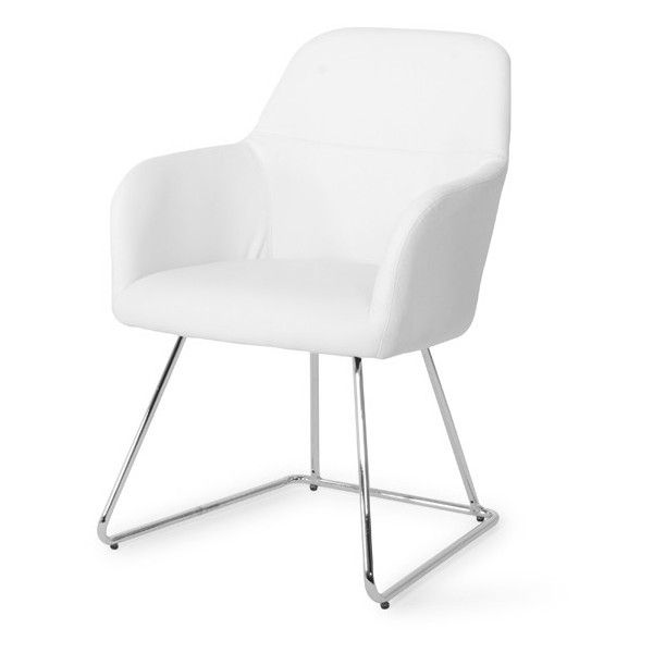Modrest Young Modern White Conference Chair 153 Liked On