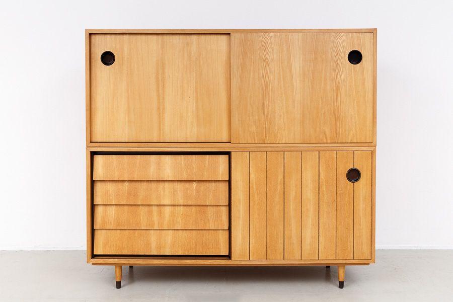 MAGASIN Möbel » 50er Jahre Erich Stratmann Sideboard (614)