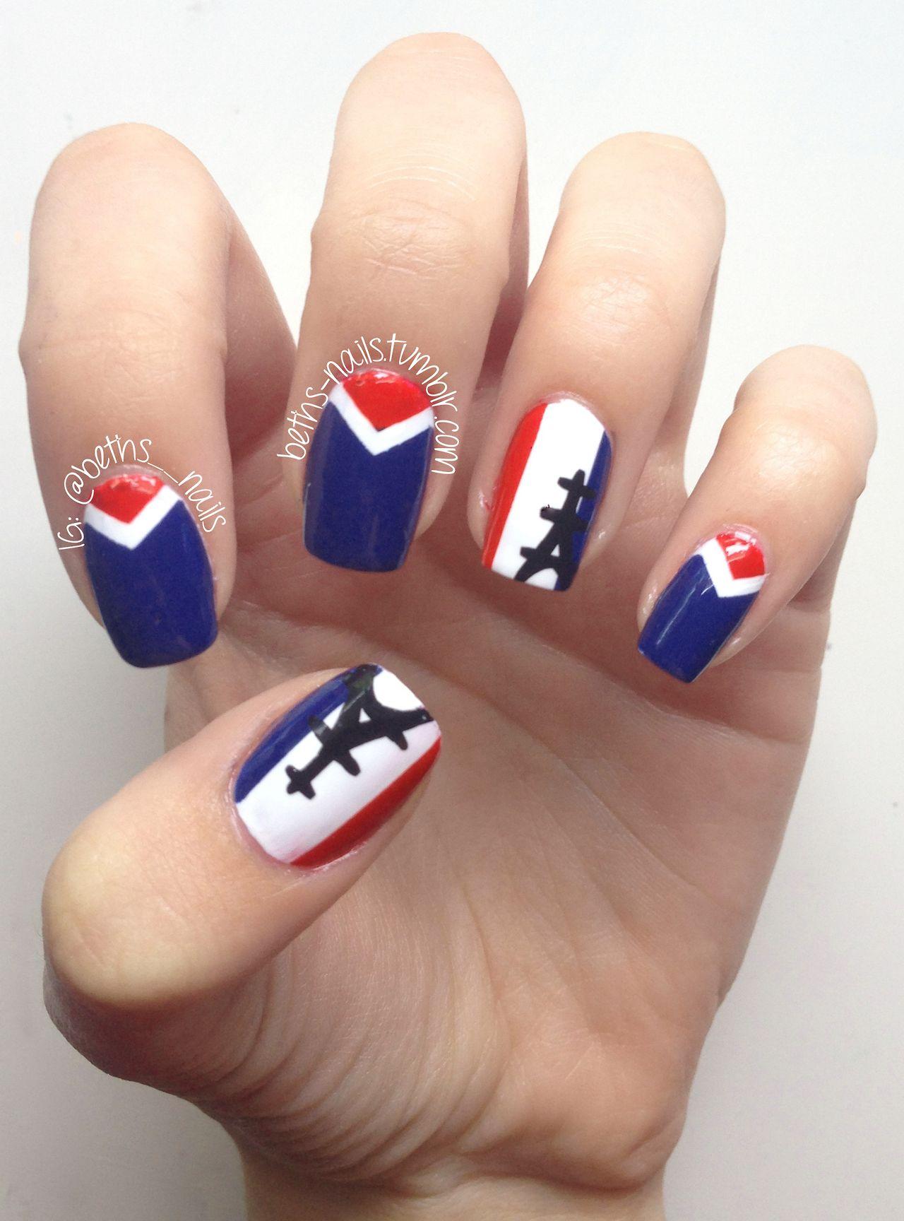 beth's nails france #nail #nails