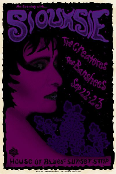 Siouxie - Creatures, The - Banshees