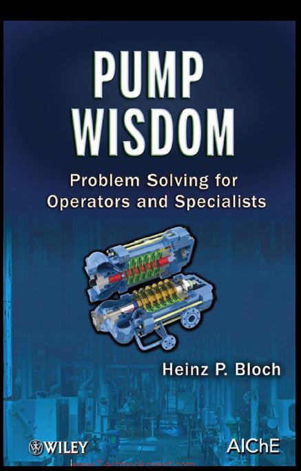 Pump Wisdom Problem Solving for Operators anaSpecialîsts