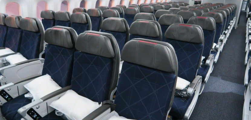 Have you ever been stuck in a middle seat when there were window and aisle seats available? Here's your guide to the confusing world of AA seating options.