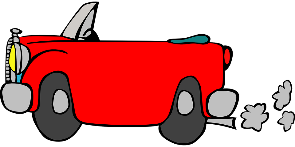 Free Image On Pixabay Car Driving Vehicle Red Small Luxury Cars Car Cat Behavior