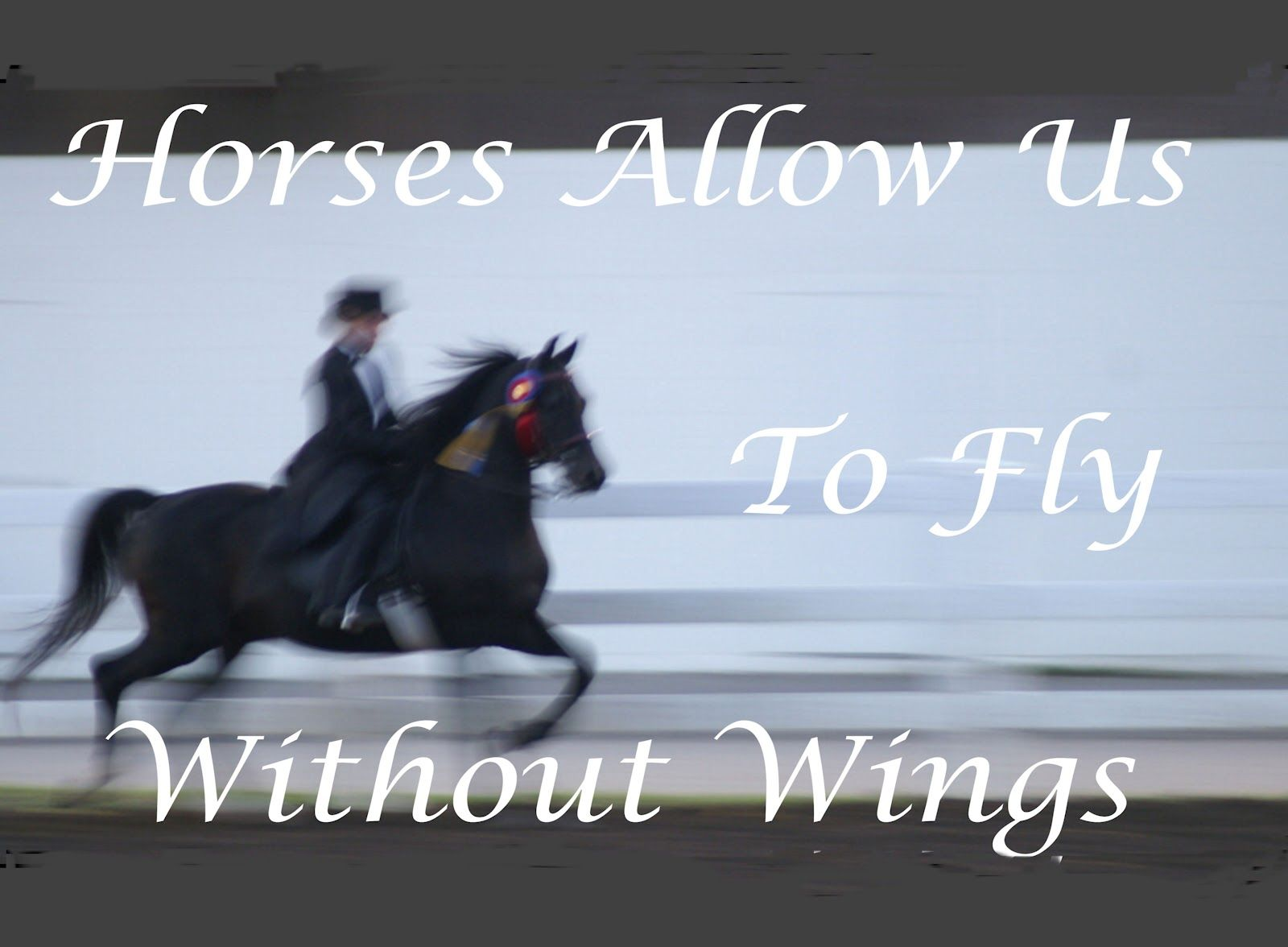 Fly without wings...