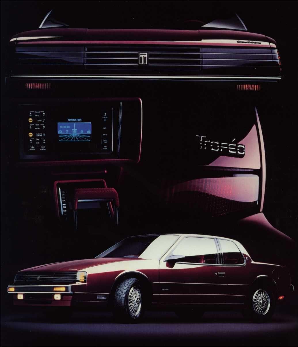 1970 Oldsmobile Toronado Sales Brochure