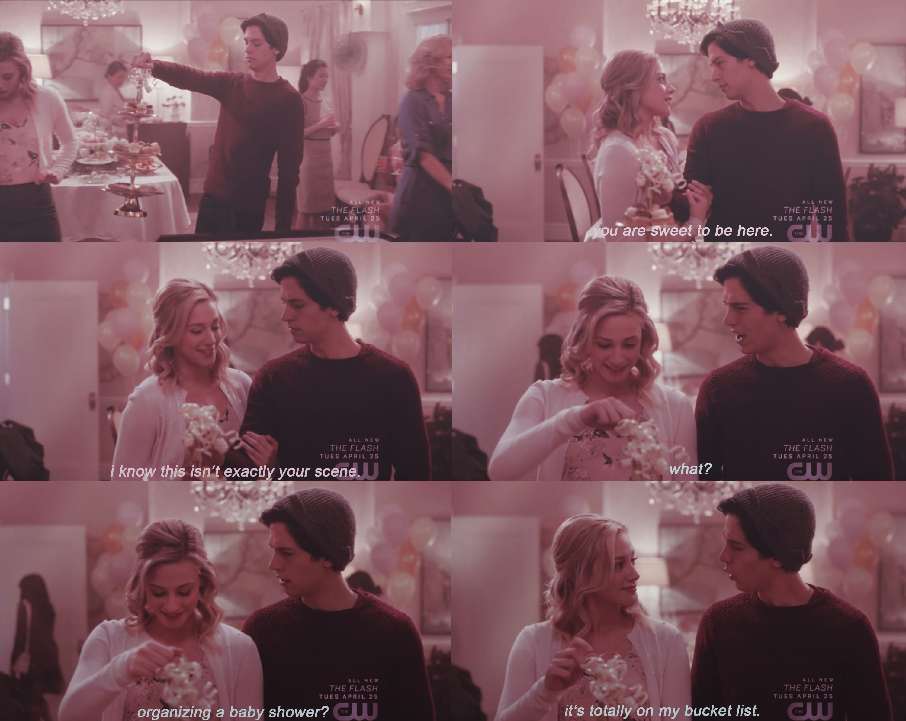 Can T Stop Laugh Riverdale Jughead Jones Juggy Betty Cooper Bets Bughead Party Pink Cute Love Archiecom Riverdale Funny Bughead Bughead Riverdale