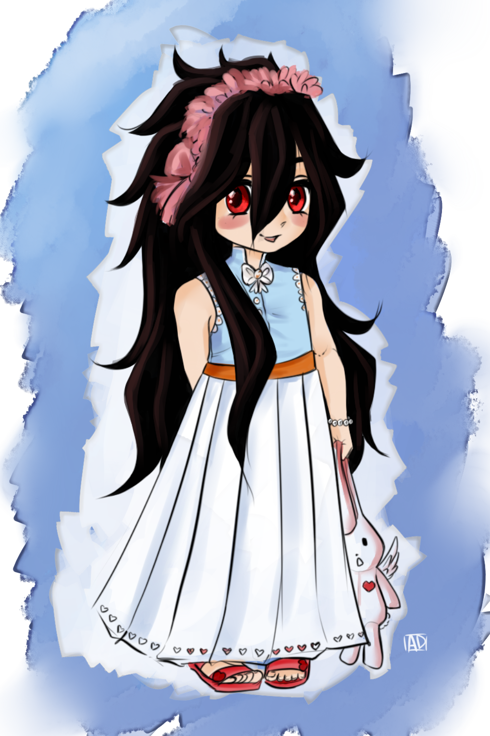Gajeel x Levy's daughter | Fairy Tail Second Generation