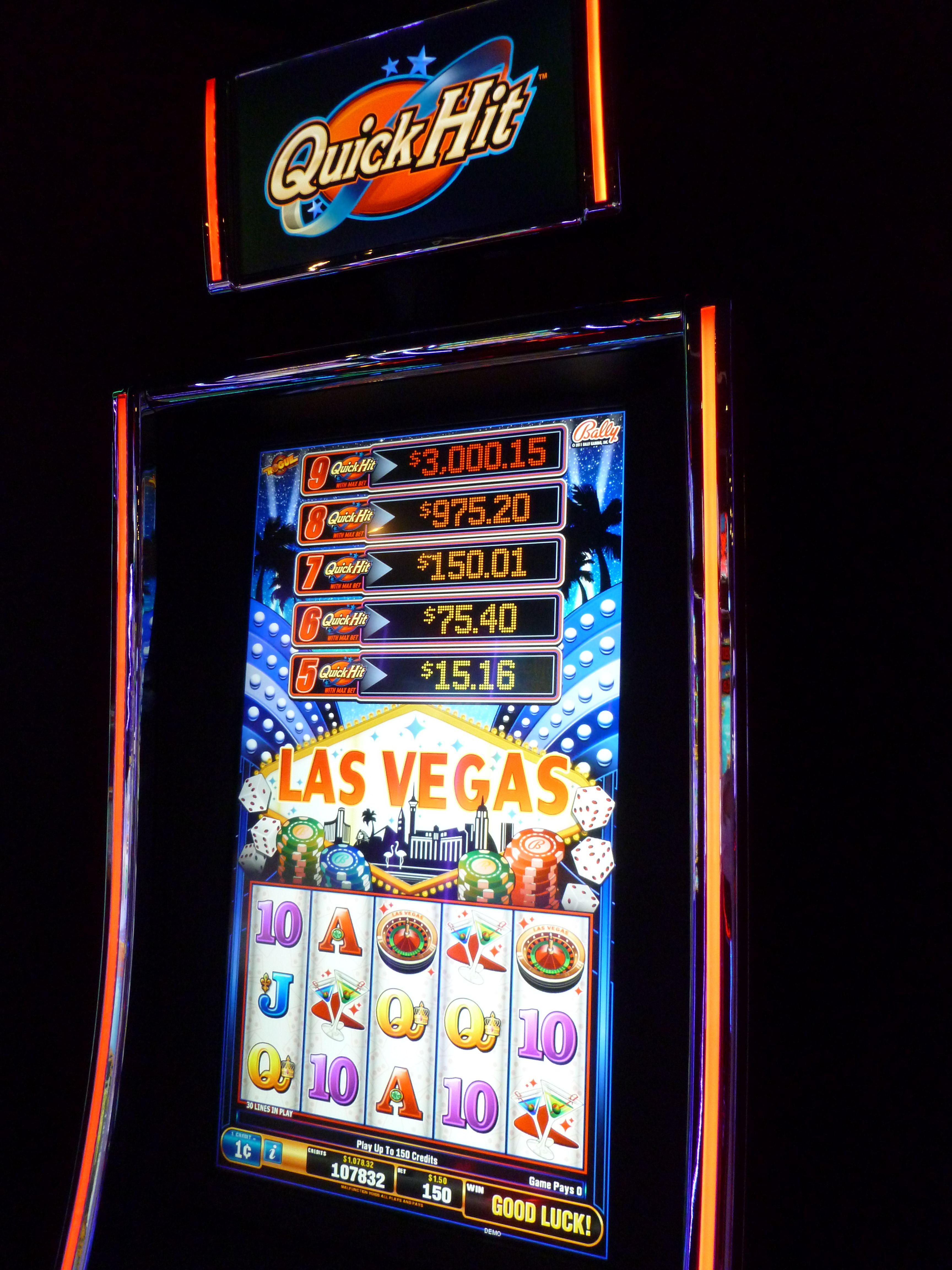 Quick Hits Las Vegas Las vegas, Vegas, Gaming products