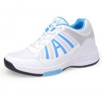 Ultralight fashion height taller 8cm / Sneakers white elevator athletic shoe