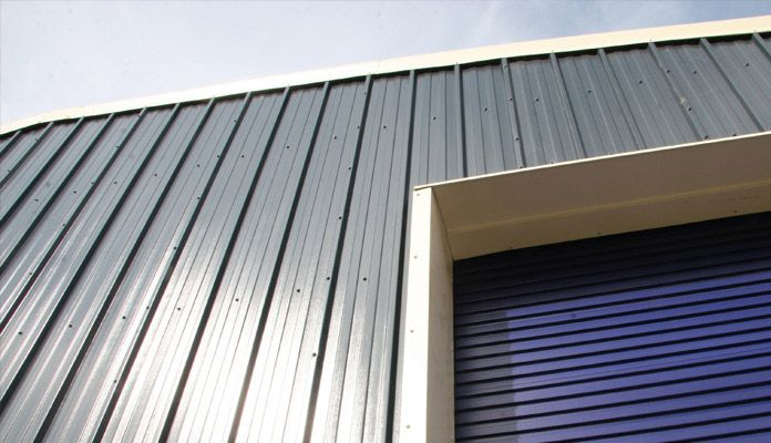 Commercial Cladding Services Cladding Steel Cladding External Wall Cladding