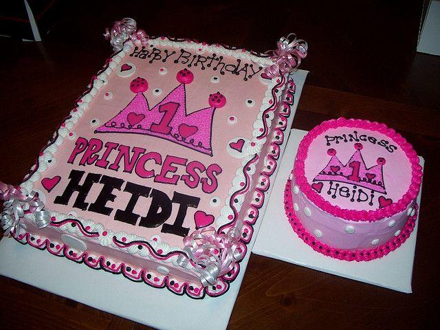 First Birthday Princess Pinterest Princess And Birthdays