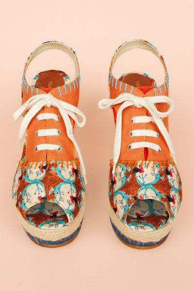 Tsumori Chisato Geko Sandals #2