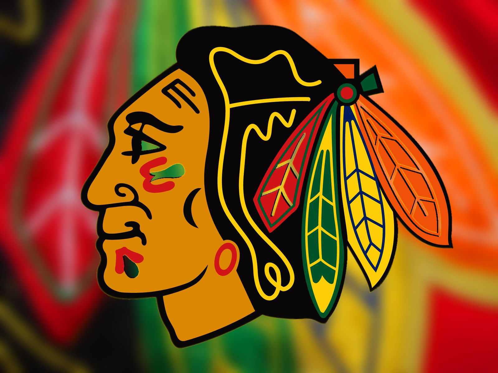 Chicago Blackhawks Background Wallpapers Free Download