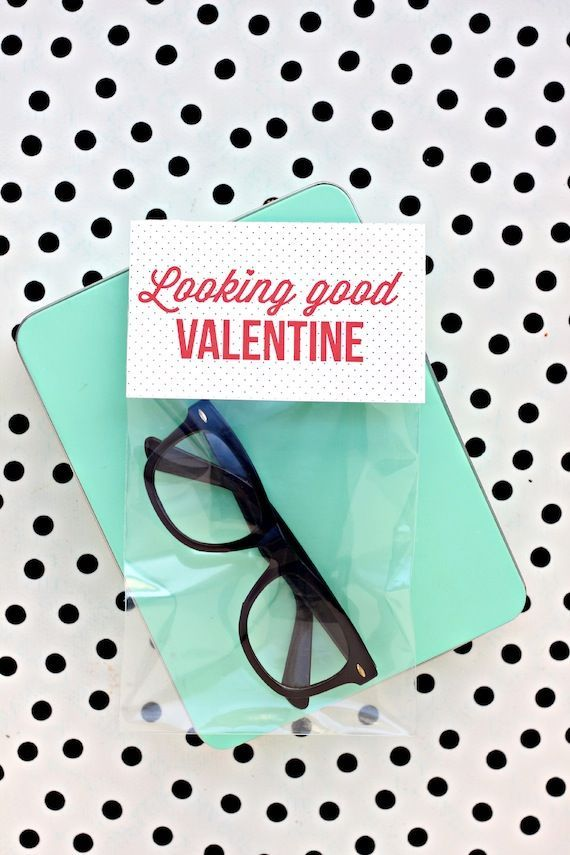 looking good printable valentine is part of Valentines printables, Mens valentines gifts, Printable valentines cards, Valentines party, Valentines day, Valentines day party - Design & DIY Inspiration for Home, Weddings, Parties