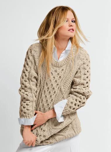 Ierse Trui.Breipatroon Ierse Trui Knitting Inspirations Co Ierse