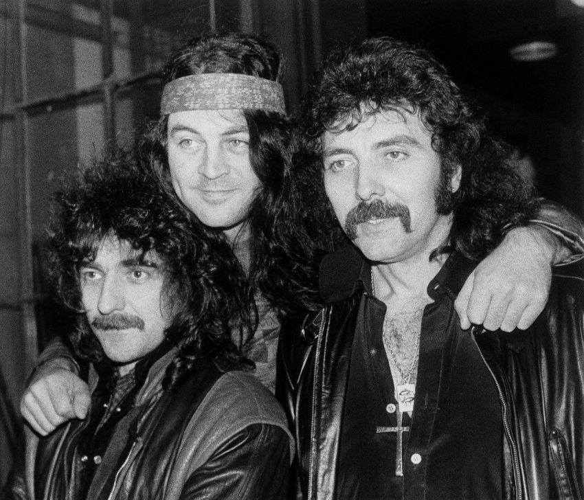 Black Sabbath w. Ian Gillan