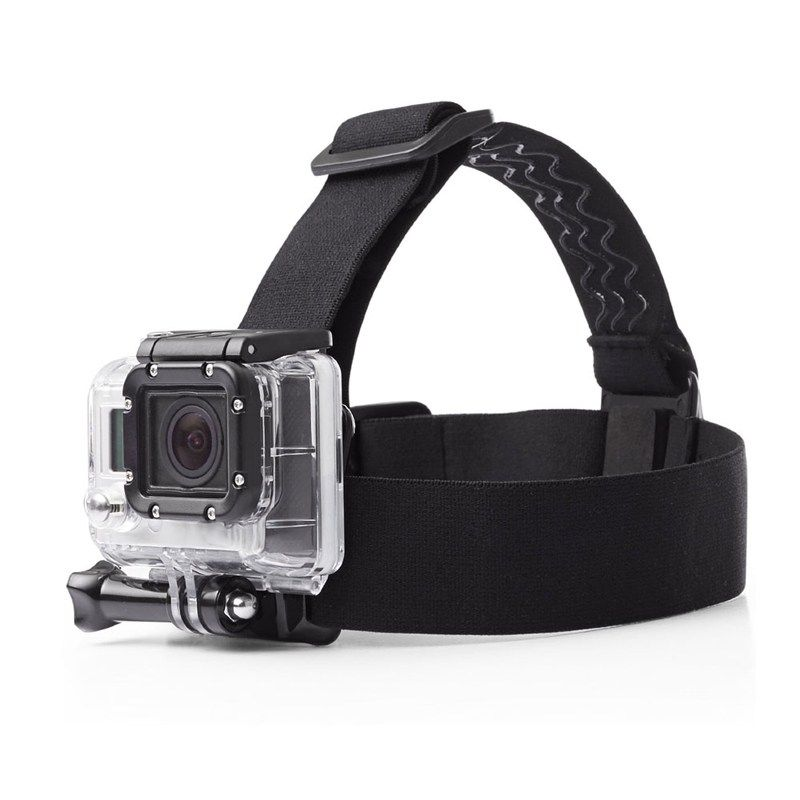 officiel de vente chaude rechercher le dernier date de sortie For Go Pro Camera Accessories Head Strap Mount For Gopro ...