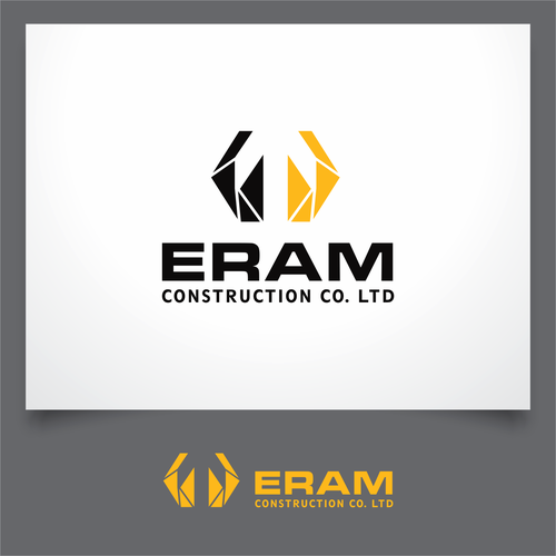 Design Our Company Logo So We Can Climb To New Heights Construction Buildings Renovations Logo Logo Branding Identity Company Logo Brand Identity Pack