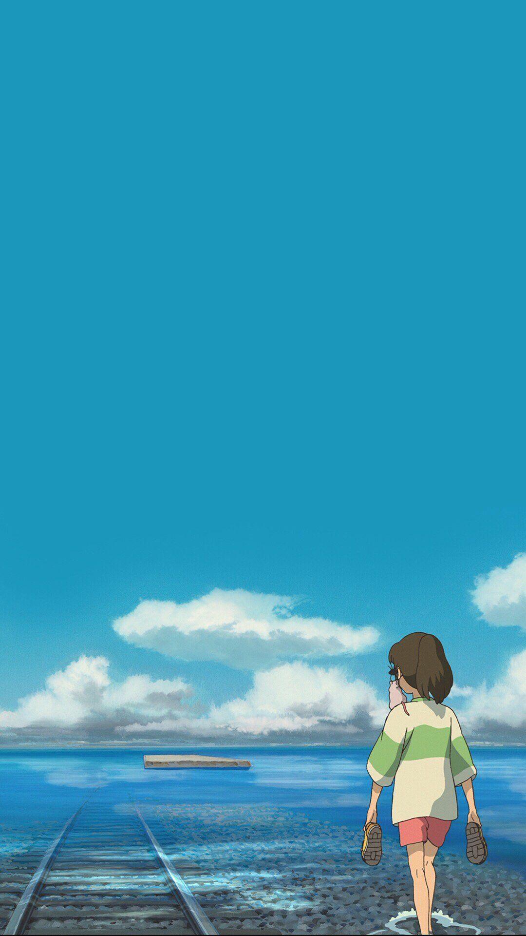 Anime Wallpaper Studio Ghibli Background Studio Ghibli Spirited Away Ghibli Artwork